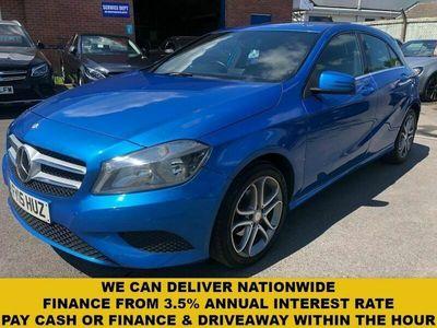 used Mercedes A180 A-Class 1.5CDI BLUEEFFICIENCY SPORT 5d 109 BHP