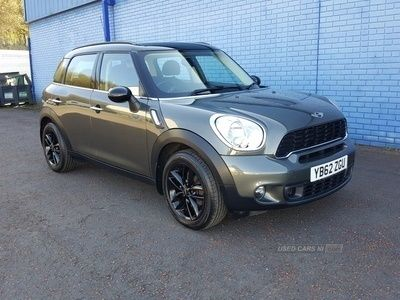 used Mini Cooper SD Countryman 2.0 Sd