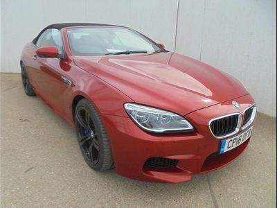 used BMW M6 Cabriolet M6 2dr DCT Auto