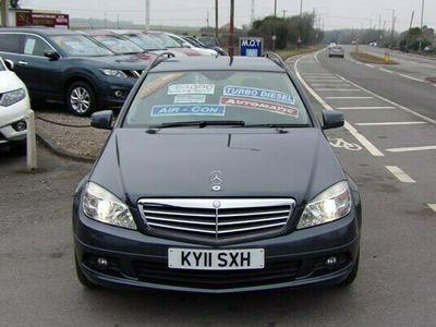 used Mercedes C200 C ClassCDI BlueEFFICIENCY SE 5dr Auto