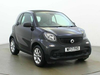 used Smart ForTwo Coupé 1.0 Passion (s/s) 2dr