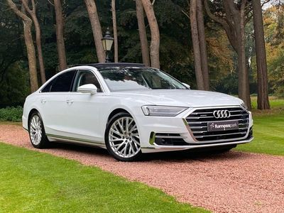 used Audi A8 3.0 TDI V6 50 Saloon 4dr Diesel Tiptronic quattro (s/s) (286 ps)