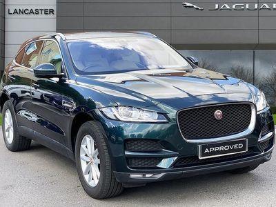 used Jaguar F-Pace 2.0d Prestige 5dr Auto AWD