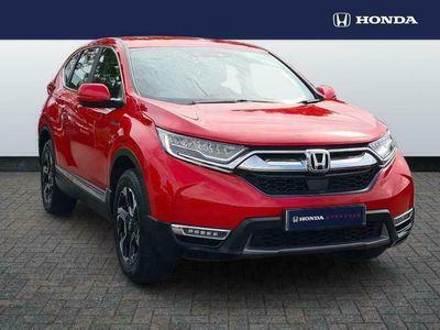 used Honda CR-V 2.0 i-MMD Hybrid SE 5dr eCVT