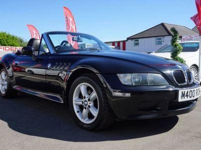 used BMW Z3 Z3 1.9ROADSTER 2d 117 BHP 2-Door