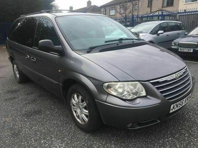 used Chrysler Grand Voyager 2.8 CRD Limited 5dr
