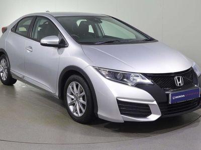 used Honda Civic 1.4 i-VTEC S (s/s) 5dr Hatchback 2015