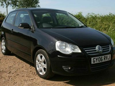 used VW Polo 1.4 Sport 3dr