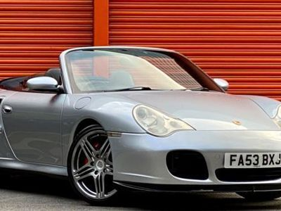used Porsche 996 Turbo 3.6 Cabriolet AWD 2dr