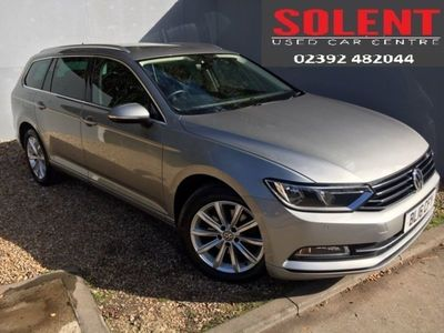used VW Passat 2.0 TDi SE BUSINESS BLUEMOTION TECH DSG AUTO ESTAT 5dr