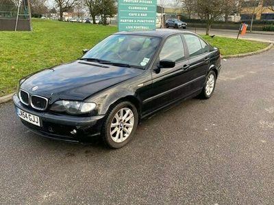 used BMW 318 3 Series 2.0 d ES 4dr