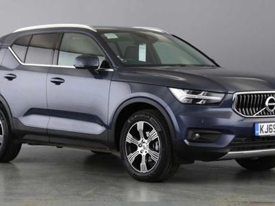 used Volvo XC40 (Winter & Convenience Packs, Privacy Glass, Smartphone Integration) Auto 5-Door