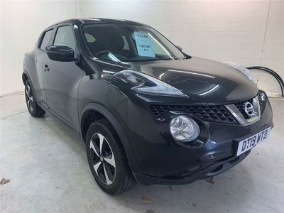 used Nissan Juke 1.6 [112] Bose Personal Edition 5Dr