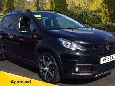 used Peugeot 2008 1.6 Bluehdi 120 Gt Line 5Dr