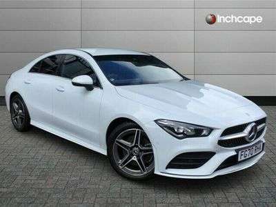 used Mercedes CLA200 AMG LINE