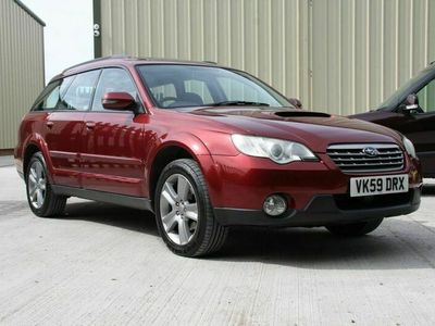 used Subaru Outback 2.0 D REn 5dr (leather)