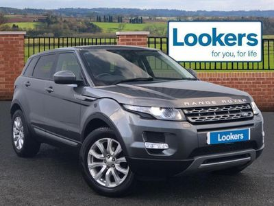 used Land Rover Range Rover evoque 2014 Rosehill Industrial Estate 2.2 Sd4 Pure 5Dr Auto [9] [Tech Pack]