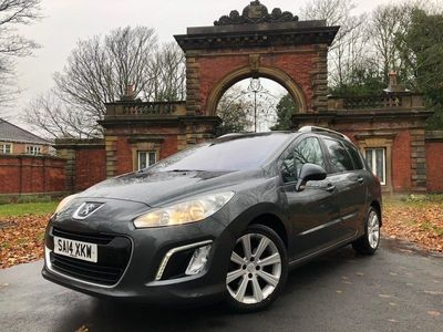 used Peugeot 308 E-HDI SW ACTIVE NAVIGATION VERSION 1.6 5dr