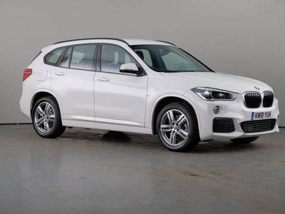 used BMW X1 Series xDrive 20i M Sport Nav 5dr