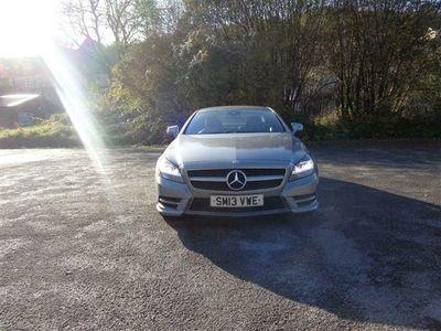 used Mercedes CLS250 CLSCDI BlueEFFICIENCY AMG Sport Tip Auto 4-Door