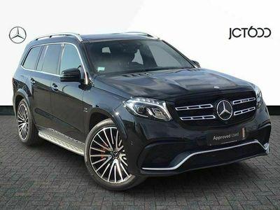 used Mercedes GLS63 AMG Gls Amg4Matic 5dr 7G-Tronic amg estate