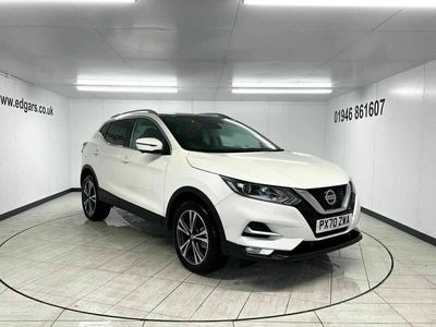 used Nissan Qashqai 1.7 dCi N-Connecta 5dr