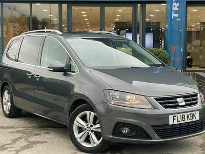 used Seat Alhambra 2.0TDI Xcellence (150ps) DSG