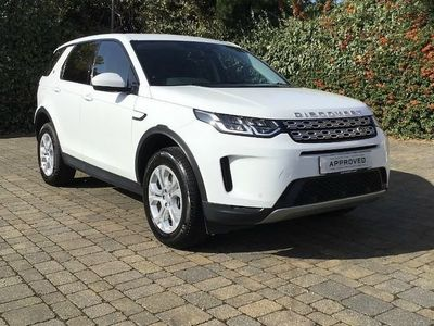 used Land Rover Discovery Sport S SUV 5dr DIESEL AUTOMATIC 150 g/km 177.5 BHP