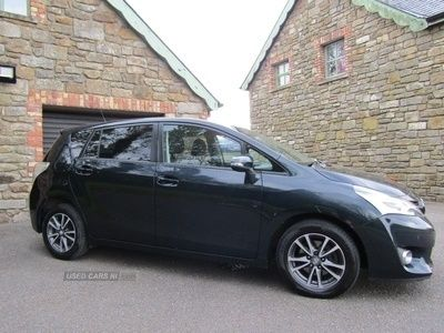 used Toyota Verso ICON D-4D