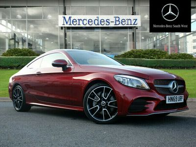 used Mercedes C300 D AMG LINE PREMIUM PLUS