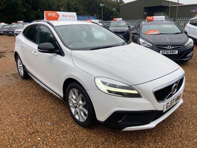 used Volvo V40 CC Cross Country 2.0 D4 Pro Auto (s/s) 5dr
