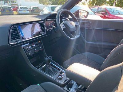 used Cupra Ateca SUV 2.0 TSI 300PS 4Drive DSG auto 5d