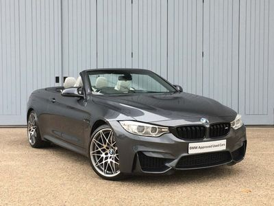 used BMW M4 Convertible Competition Package
