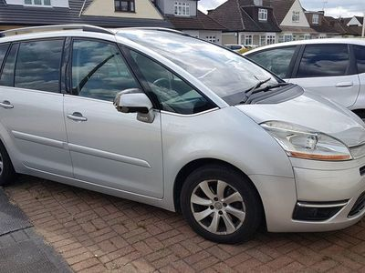 used Citroën Grand C4 Picasso 2.0 HDi 16v Exclusive EGS 5dr