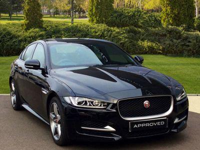 used Jaguar XE 2.0d (180) R-Sport