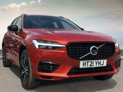 used Volvo XC60 2.0 T6 Recharge PHEV R DESIGN 5dr AWD Auto