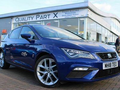used Seat Leon 1.4 TSI FR Technology (s/s) 5dr