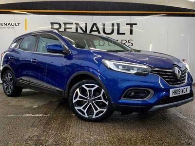 used Renault Kadjar 1.3 TCe GT Line SUV 5dr Petrol (s/s) (160 ps)