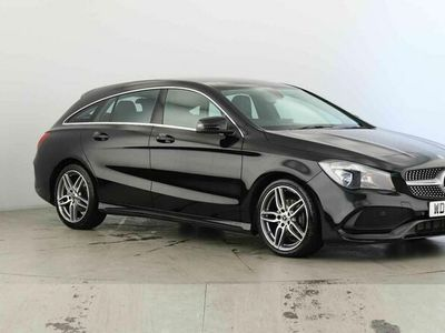 used Mercedes CLA200 AMG Line Edition 5dr Tip Auto 1.6