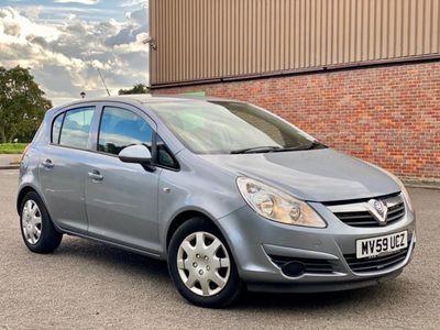 used Vauxhall Corsa 1.2i 16V [85] Exclusiv 5dr [AC]