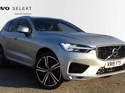 used Volvo XC60 II D5 R-Design Pro (Rear Park Camera & Smartphone Intergration) 2.0 5dr