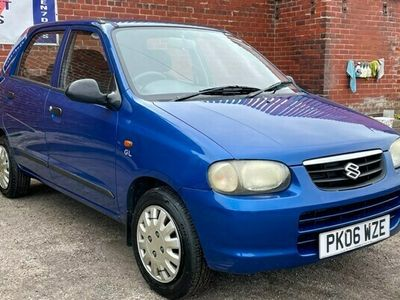 used Suzuki Alto 1.1 GL 5dr £30 tax / good reliable cheap car. No issues.