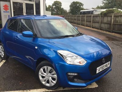 used Suzuki Swift 5dr Hat 1.2 Sz3 Dualjet