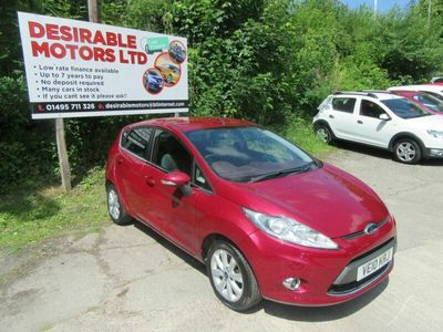 used Ford Fiesta 1.25 Zetec 5dr [82]