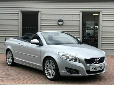 used Volvo C70 D3 [150] SE Lux 2dr Geartronic 2.0