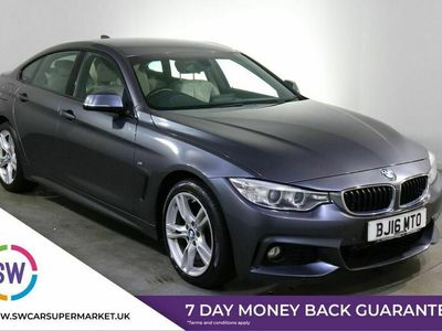used BMW 420 Gran Coupé 4 Series D XDRIVE M SPORT 2.0 4dr