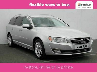 used Volvo V70 D5 [215] SE Lux 5dr Geartronic Leather Seats 2.4