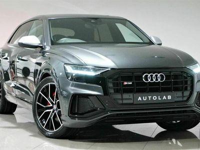 used Audi S8  Q8 3.0 TDI V6 50 S line Tiptronic quattro (s/s) 5drCONVERSION+R/ENT+22''s