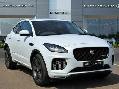 used Jaguar E-Pace 2.0d [180] Chequered Flag Edition 5dr Auto