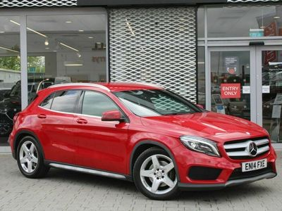 used Mercedes GLA220 GlaCDI 4Matic AMG Line 5dr Auto [Premium]